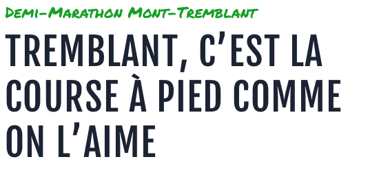 Annonce_ Tremblant